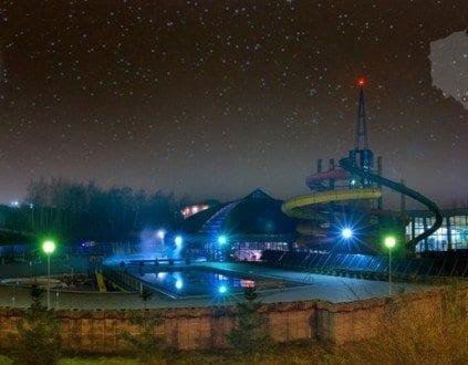Aquapark Nemo Wodny Świat Dąbrowa Górnicza