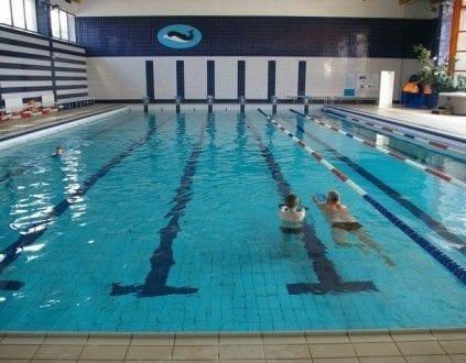 Pływalnia Delfin Chodzież