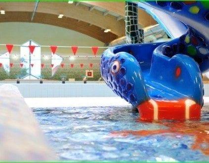 Pływalnia Laguna - basen Olesno cennik, opinie, godziny otwarcia