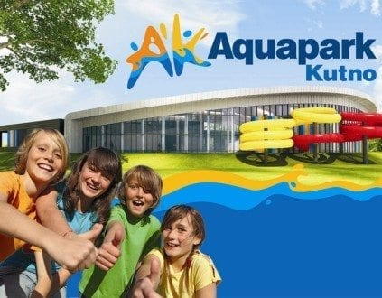 Basen Aquapark w Kutnie