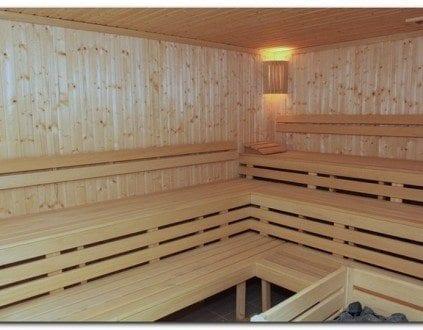Basen Włocławek Sauna
