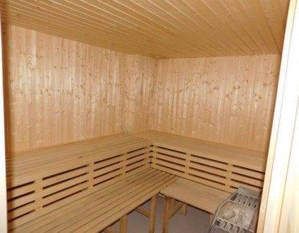 Basen Myslenice Sauna Sucha