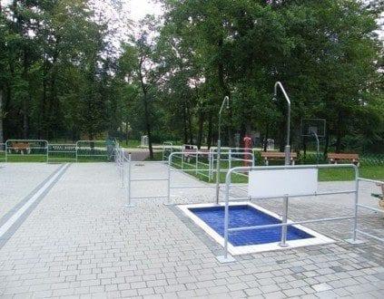 Kąpielisko Chwałowice Rybnik (fot. mosir.rybnik.pl)