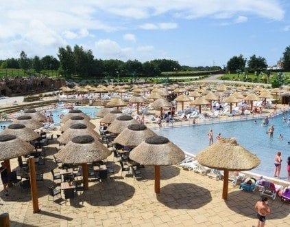 Panorama Morska baseny dla dzieci