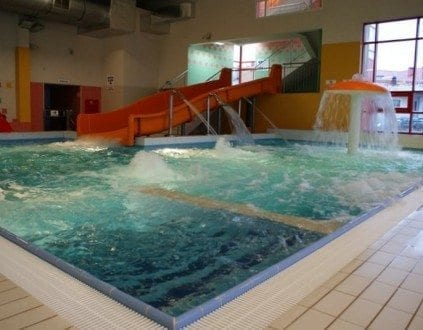 Pływalnia Kryta BOSiR - basen Barcin, fot.http://www.bosir-barcin.pl