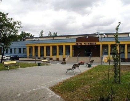 Plywalnia Kryta AWF basen Wroclaw
