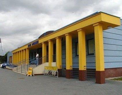 AWF Wroclaw Basen Plywalnia