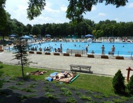 Kąpielisko Otwarte - Radzionków