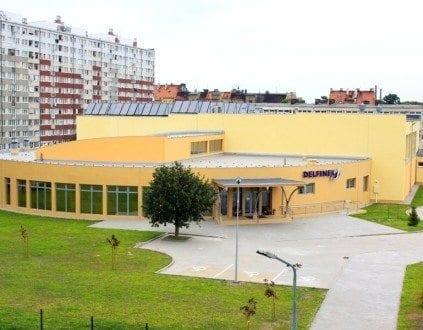 Basen Delfinek Legnica, fot.http://www.basendelfinek.pl