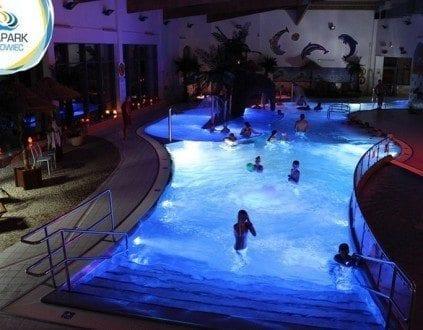 Aquapark Wagrowiec Plywalnia