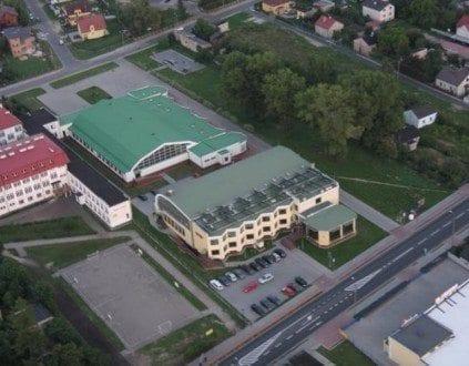 Pływalnia Kryta MOSiR - basen Gostynin,fot.http://www.gostynin.pl