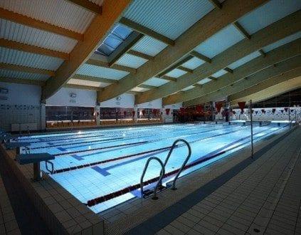 Pływalnia Kryta Wodnik (fot. mosir.com.pl)