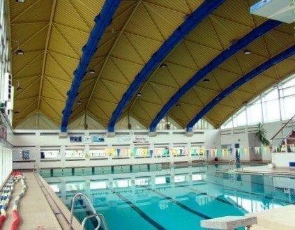 Pływalnia Kryta CSR - basen Zgorzelec, fot.http://www.csr.zgorzelec.eu