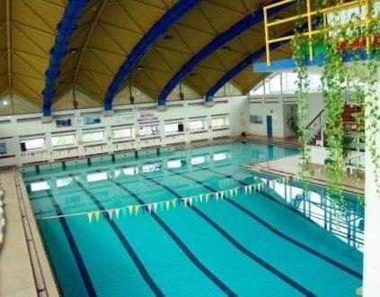 Zgorzelec basen Kryty Plywalnia