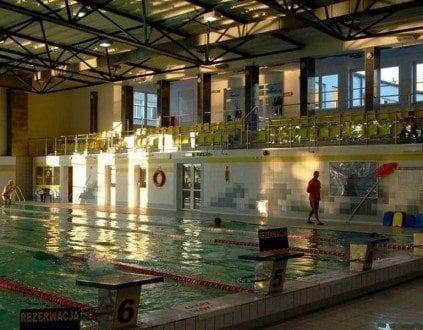 Basen Choszczno Cennik Plywalni