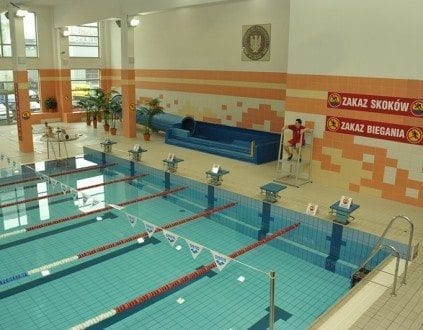 Basen CSR UP Lublin (fot. sport.up.lublin.pl)