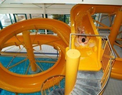 Pływalnia Kryta Delfin - basen Wałcz,fot.http://www.walcz.cos.pl
