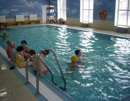 Pływalnia Kryta MOSiR - basen Lipno, źródło:http://www.mosirlipno.pl