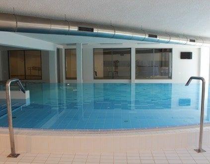 Pływalnia Kryta Lemon Fitness - basen Kraków