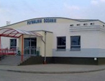 Pływalnia Kryta Oceanik - basen Tuszyn