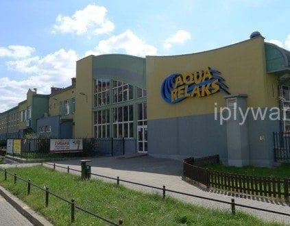 Basen Aqua Relaks w Warszawie