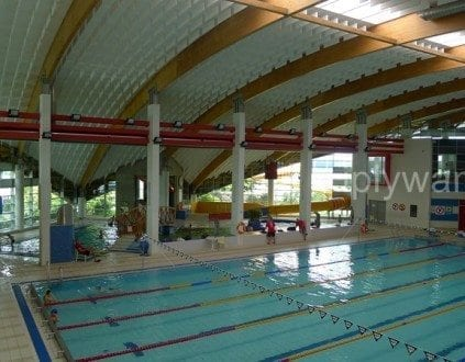 Pływalnia Polonez - Warszawa Targówek