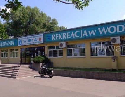 Pływalnia Kryta Ośrodka Namysłowska - Warszawa Praga Północ