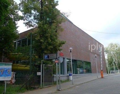 Pływalnia Kryta OSiR Ochota - Warszawa Ochota