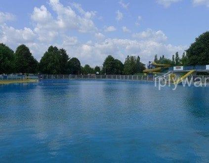 Park Wodny Moczydło - Warszawa Wola