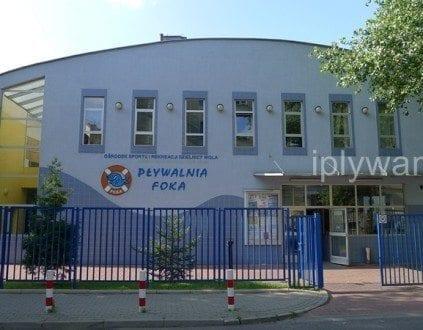 Pływalnia Foka - Warszawa Wola