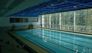 Pływalnia Kryta WAT - basen Warszawa Bemowo