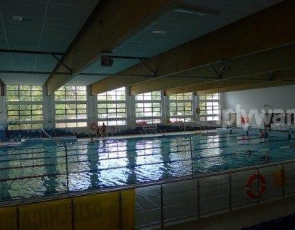 Pływalnia Kryta CRS - basen Warszawa Bielany