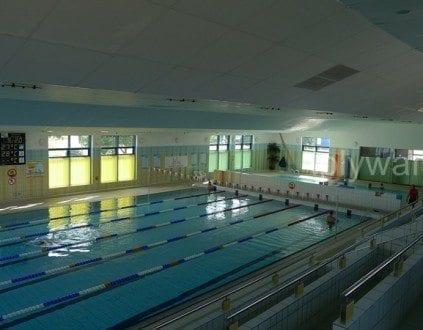 Pływalnia Miejska Rafa - basen Lębork