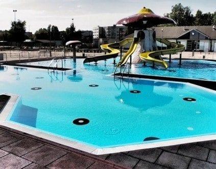 Baseny Miejskie Grzybek w Polkowicach