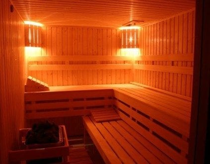 Basen Laguna Zlotow Sauna