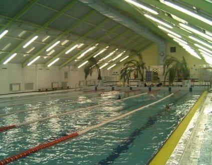 Pływalnia Kryta SWFiS UE - basen Wrocław