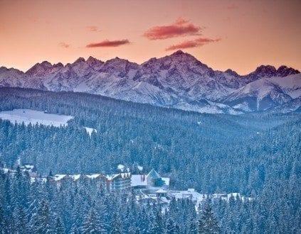 Bukovina zimą - źródło:http://www.termabukowina.pl/