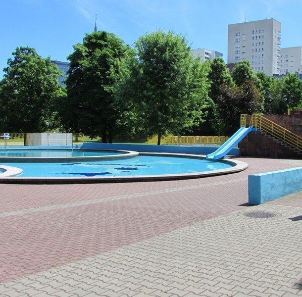 Pływalnia Inflancka - basen Warszawa Śródmieście