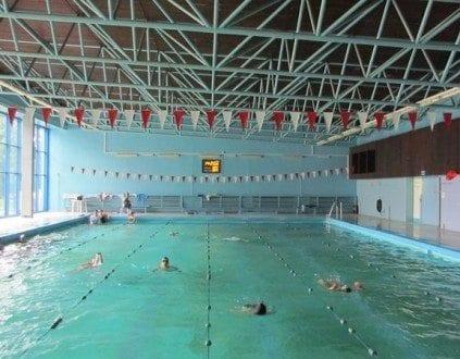 Pływalnia Kryta Ośrodka Namysłowska - basen Warszawa Praga Północ