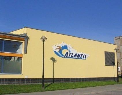 Basen Poznan Atlantis Plywalnia