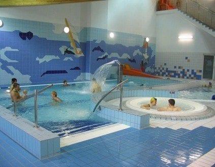 Basen Atlantis Poznan Atrakcje