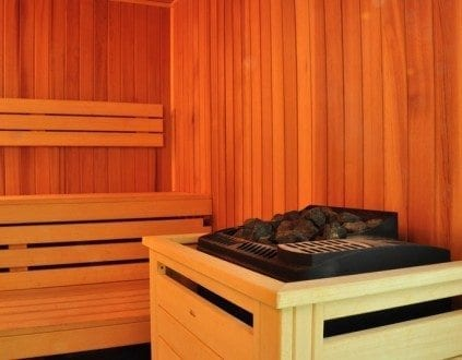 Basen Zdrowe Braniewo Sauna