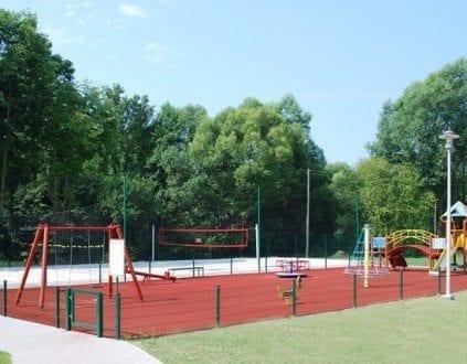 Basen Kompleksu Sportowo Rekreacyjnego - Brzozów (fot. Rafał Frydrych)
