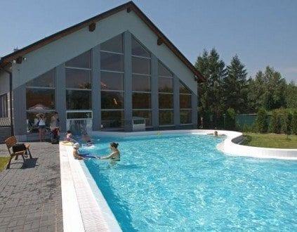 Aquapark Leśna w Żywcu