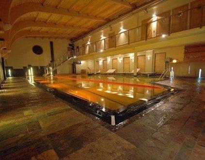 Basen COB Fitness Katowice Plywalnia