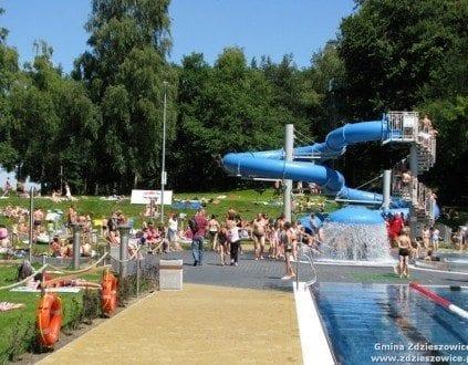 Kąpielisko Miejskie Zdzieszowice (fot. zdzieszowice.pl)