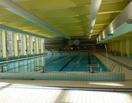 Pływacki Start Basen Katowice