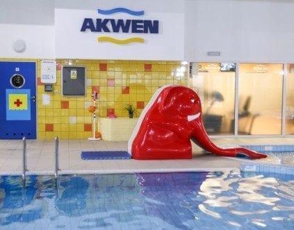 basen akwen czerwonak kozieglowy
