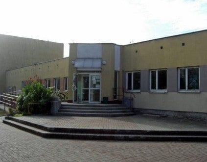 Basen Gimnazjum 24 Torun Plywalnia