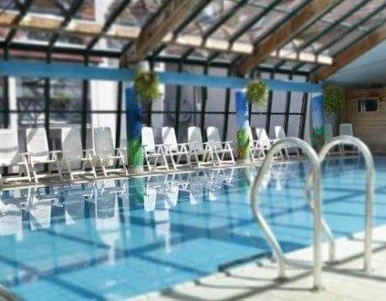 Basen Hotel Las Piechowice Plywalnia